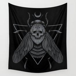 Pestilence Wall Tapestry
