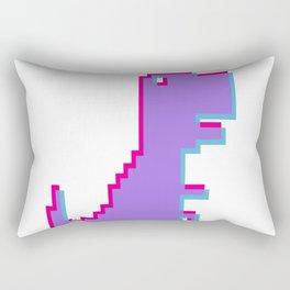 Dinobit Rectangular Pillow