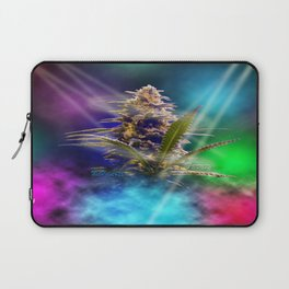 WetPaint420, Cannabis In The Club Laptop Sleeve