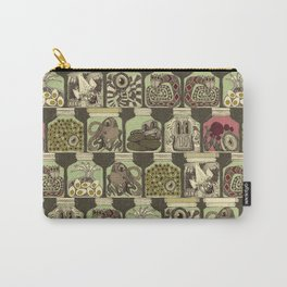 weird pickles vintage Carry-All Pouch