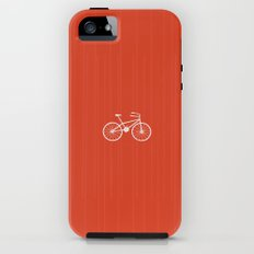 Red Bike by Friztin Tough Case iPhone (5, 5s)