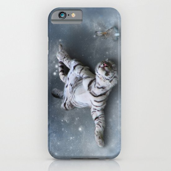 Tiger and Rabbit iPhone & iPod Case