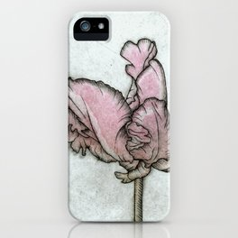 Chromatic Orchid iPhone Case