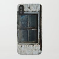 window iPhone & iPod Cases featuring window by habish