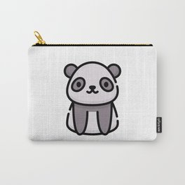 Just a Cute Panda Carry-All Pouch
