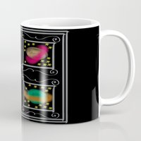 planets Mugs featuring Planets by Art Stuff
