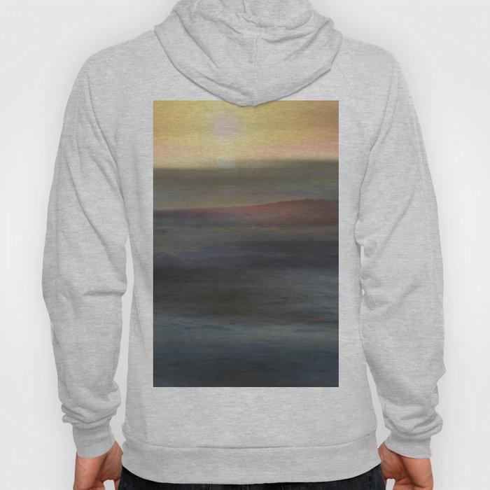 Daybreak  over the Ocean Hoody