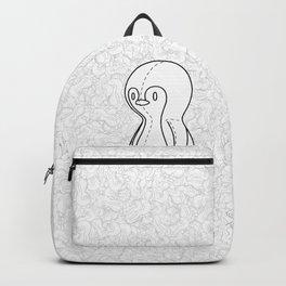 Penguin Doll Backpack