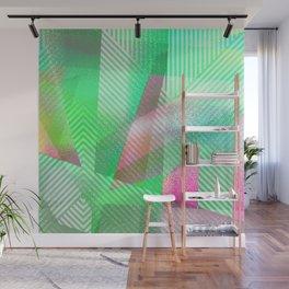 foolish pixels Wall Mural