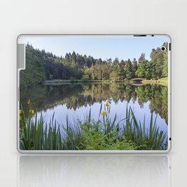 Reflections at Mallards Pike Laptop & iPad Skin