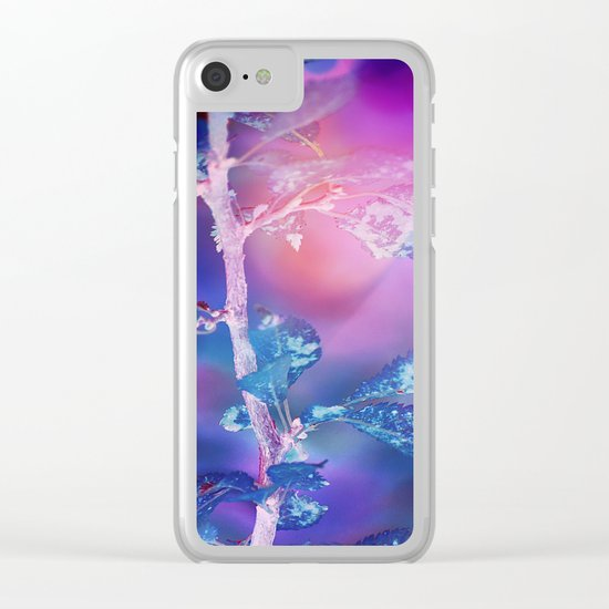 #81 Clear iPhone Case