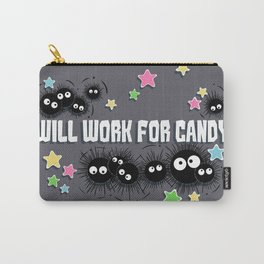 Spirited Soot Carry-All Pouch