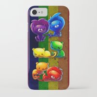 pride iPhone & iPod Cases featuring Pride by TsaoShin