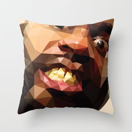 MC Ride Throw Pillow