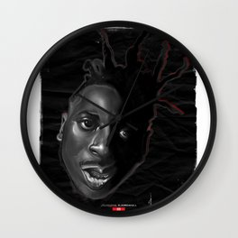 Ol Dirty Bastard Wall Clock