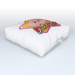 Kirby the Superstar (Icon) Outdoor Floor Cushion