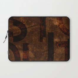 Stout Beer Typography Laptop Sleeve