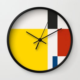Mid Century Modern Vintage 21 Wall Clock