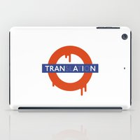 lost in translation iPad Cases featuring Lost in Translation by John Tibbott