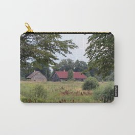 Farm Life in Latvia Carry-All Pouch