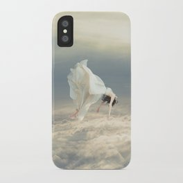 Free Falling Dream iPhone Case