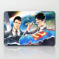 heroes iPad Cases featuring Heroes by Hai-ning