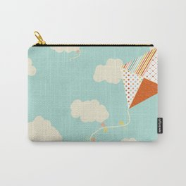 Let's go Fly a Kite Carry-All Pouch