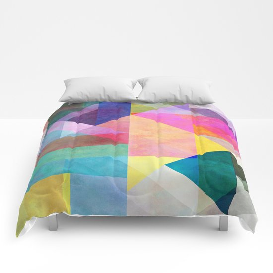 Color Blocking 2 Comforters