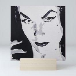 Glamour Ghoul Mini Art Print