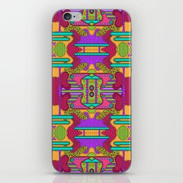conglomeration iPhone Skin