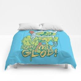 Zombie Finn Comforters