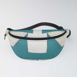 Lucha Libre Mask 5 Fanny Pack