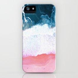 Aerial Coastal View iPhone Case