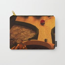 FISHIN' HOLE Carry-All Pouch