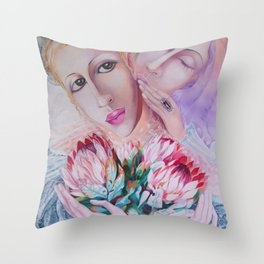 Kings Gift Throw Pillow