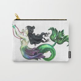 Lusterweibchen Mermaid Carry-All Pouch
