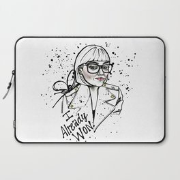 #STUKGIRL ASHLEY Laptop Sleeve
