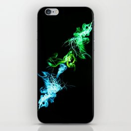 The Battle iPhone Skin