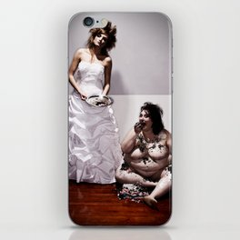 Let Her Eat Cake iPhone Skin