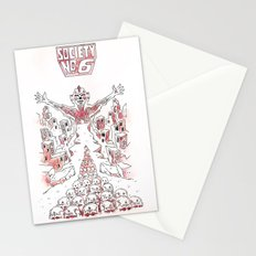 Society #6 Stationery Cards