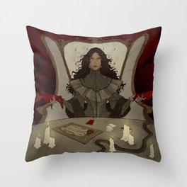 Summoning Throw Pillow