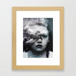 &now Framed Art Print
