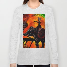 ELEPHANT ADVENTURE Long Sleeve T-shirt