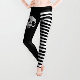 Ghoul Skull Leggings