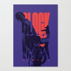 ClockworkOrange - Alternative movie poster Canvas Print