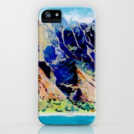Na Pali Coast iPhone Case