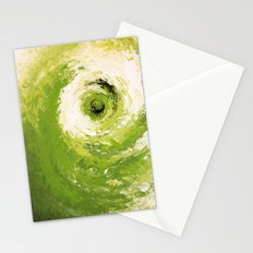 Abstract painting III Stationery Cards