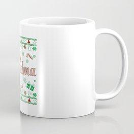 Grandma Christmas Coffee Mug