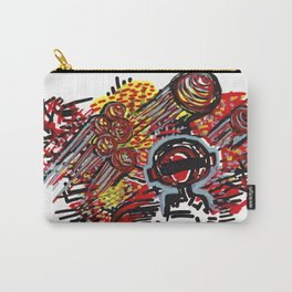 Space Boy Spacing Out Carry-All Pouch