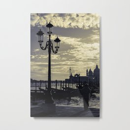 Venice. Metal Print